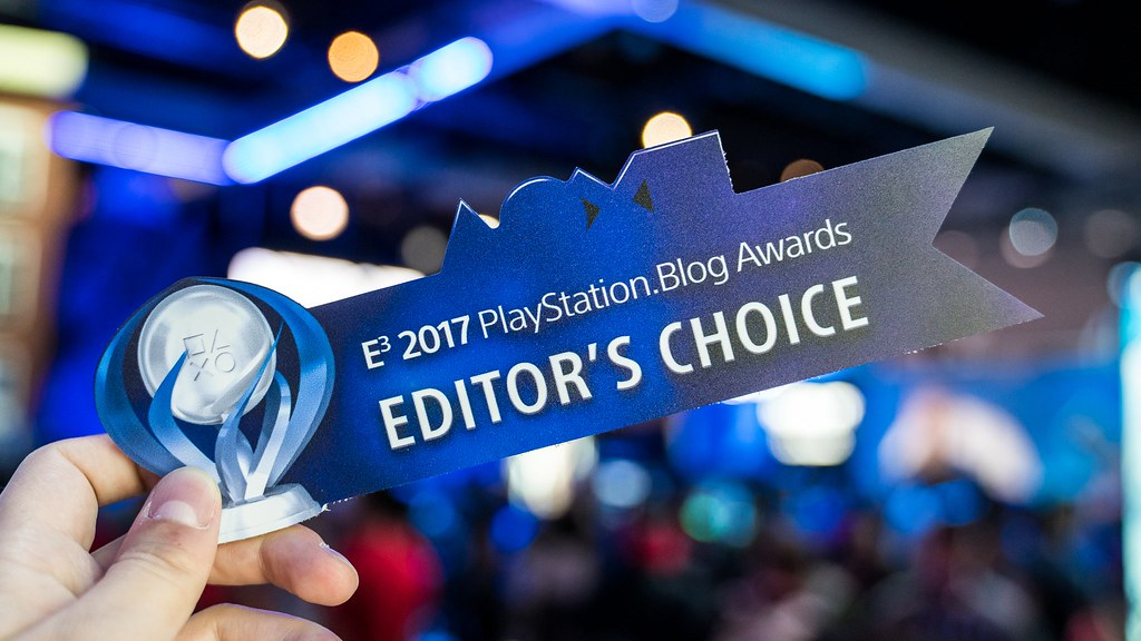 2017 PS Blog E3 Awards: Editior's Choice Photo