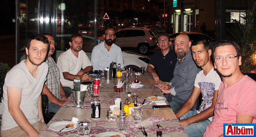 Yasin Araz, Ferit Kesen, Mehmet Nedanlı, Alper Kutay, Emre Argun, Mehmet Çelik, Erkan Uysal, Burak Gül