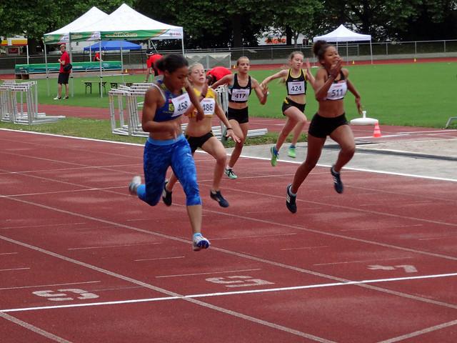 Championnats romands à Berne