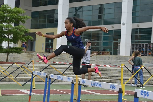 Athlétisme à Singapour - Athletics in Singapore