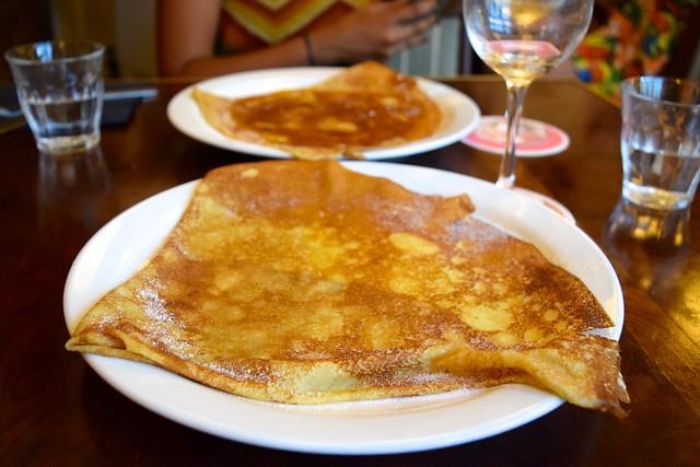 Sugar & Butter Crepe at Mamie's, Covent Garden | www.rachelphipps.com @rachelphipps