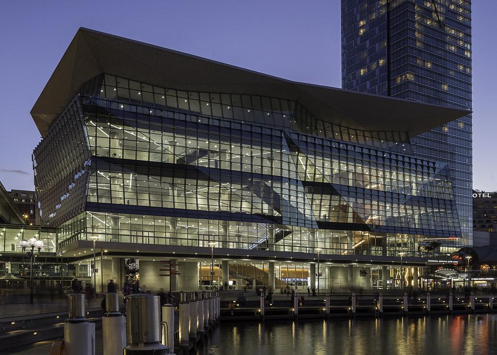international convention centre sydney icc sydney flickr. Black Bedroom Furniture Sets. Home Design Ideas