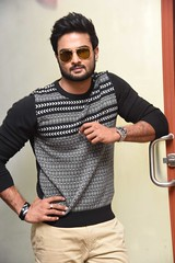 Sudheerbabu Latest Stills