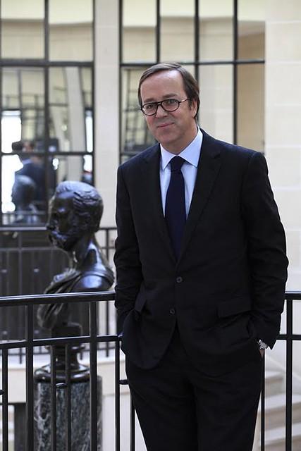 Frédéric Rouzard, sexta generación y Director General de Louis Roederer.
