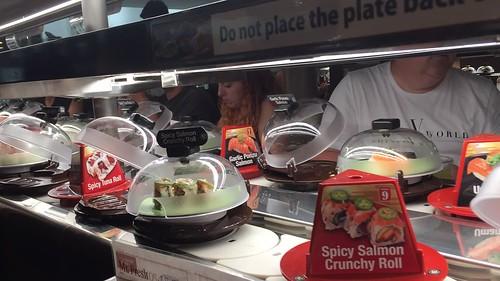 Kula Sushi - Conveyor