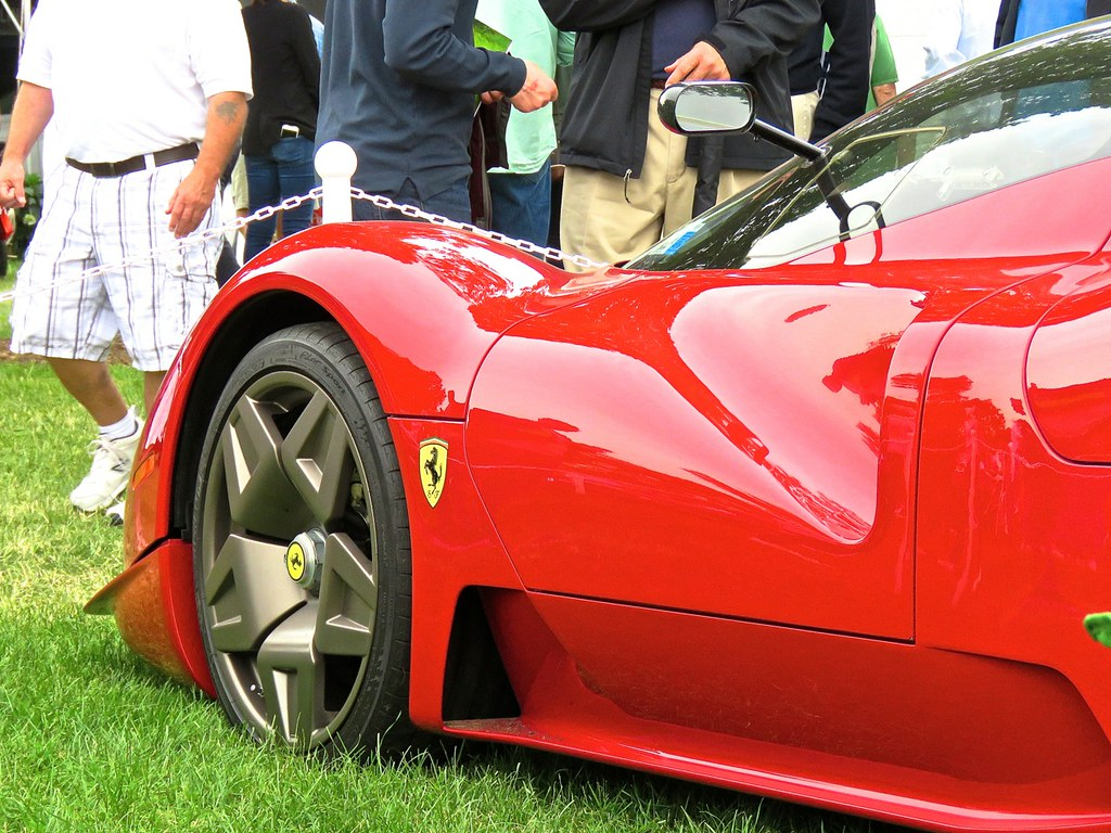 Ferrari P4-5 Greenwich 10