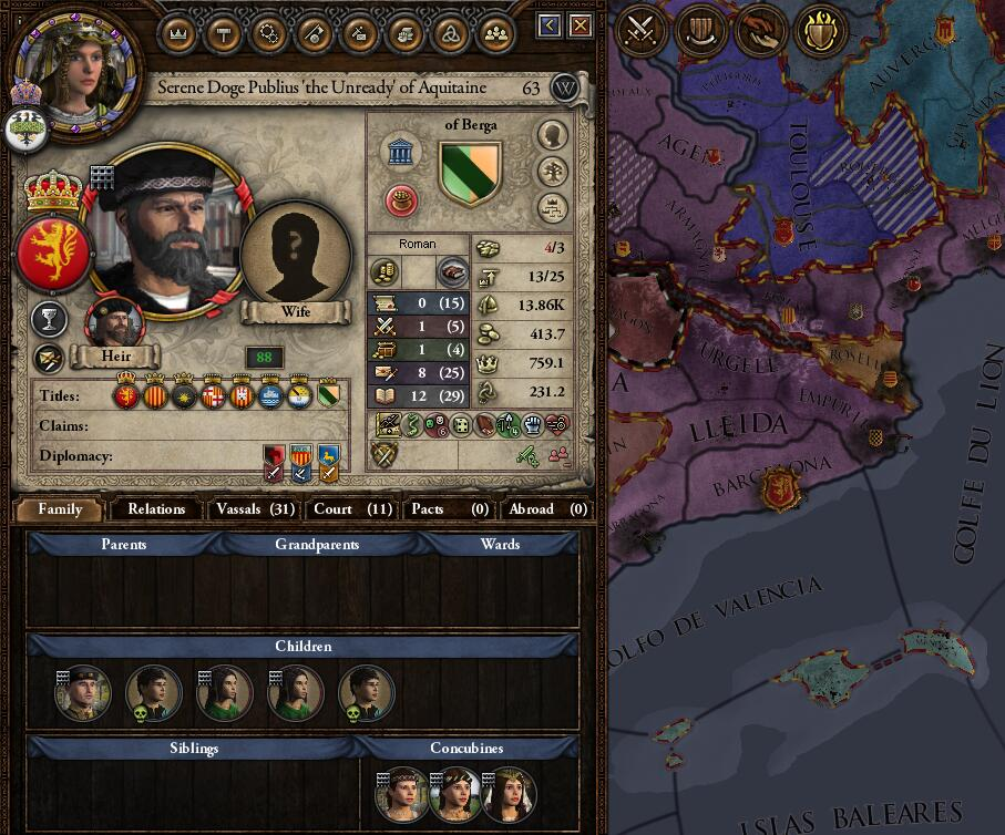 Behold~The merchant republic holy order~   Paradox