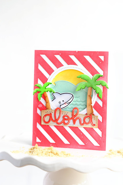 Aloha! (Lawn Fawn inspiration week)