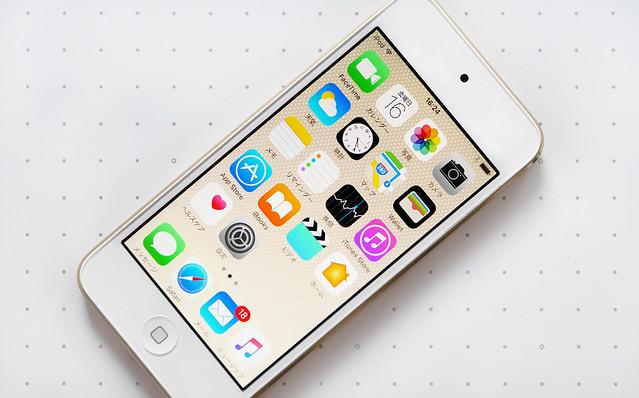 Apple アップル iPod touch 16GB 第6世代 整備済製品