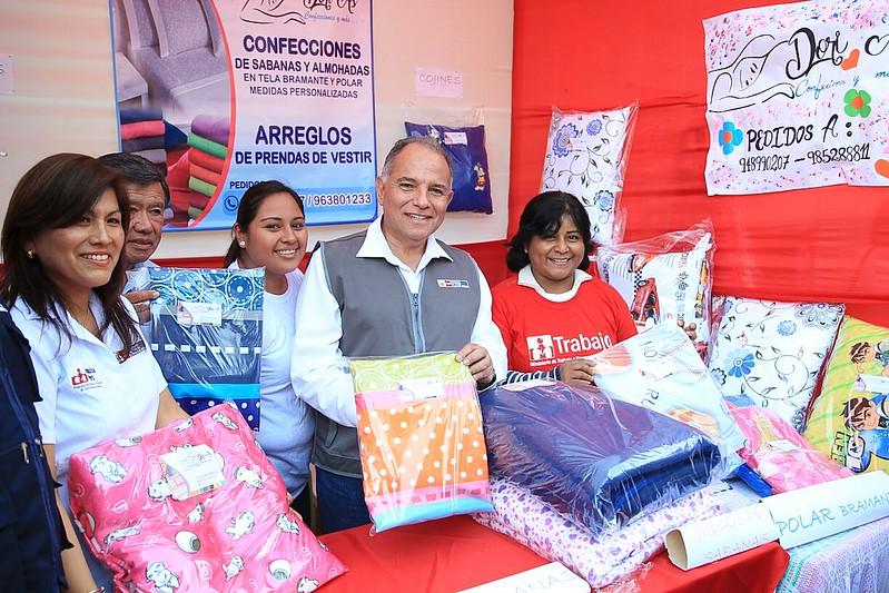 23.06.2017 Actividades oficiales del Viceministro Obreros