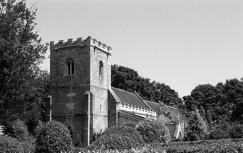 FILM - Brodsworth Church-2 | by fishyfish_arcade