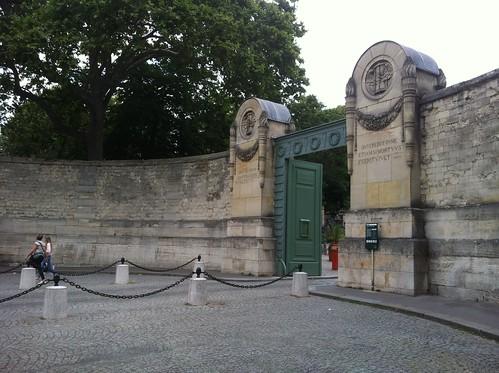 Cimtière du Père-Lachaise, Paris