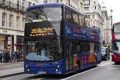 Volvo B9TL MCV - BF63 HGH - 115 - GoldenTours Grayline - London 2017 - Steven Gray - IMG_9087