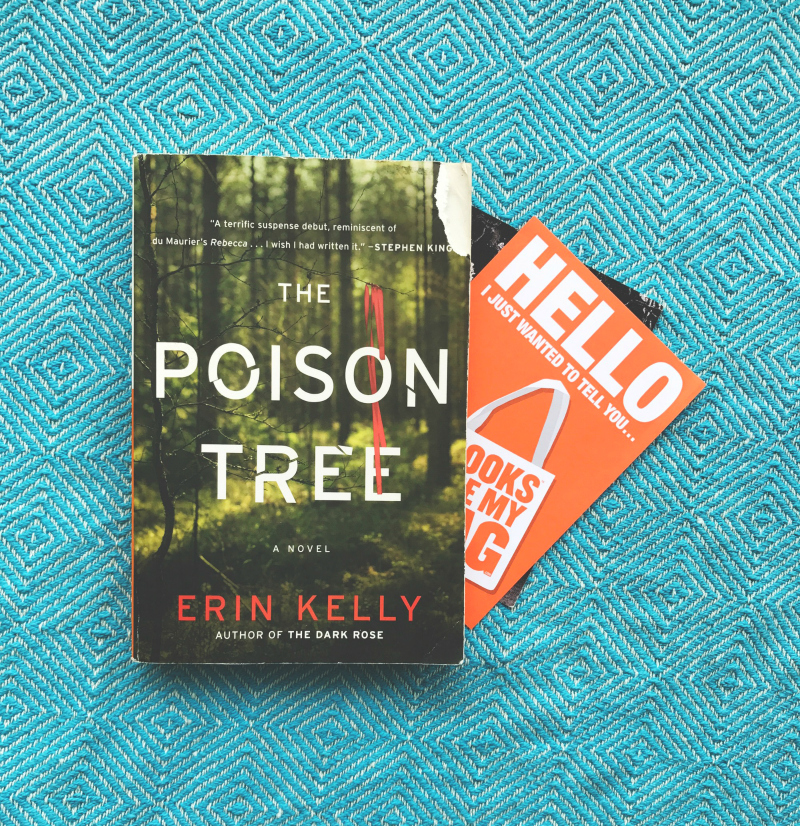 the poison tree erin kelly book blog vivatramp uk