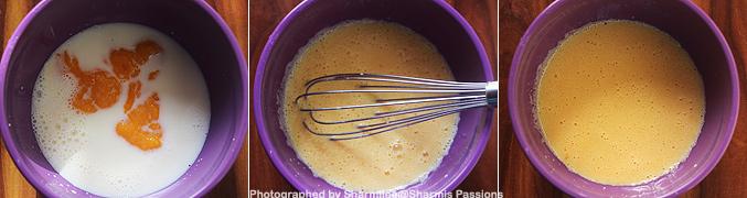 How to make Mango nungu recipe - Step1