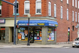 Danbury, CT: Michael's One Stop CPU | by PMCC Post Office Photos
