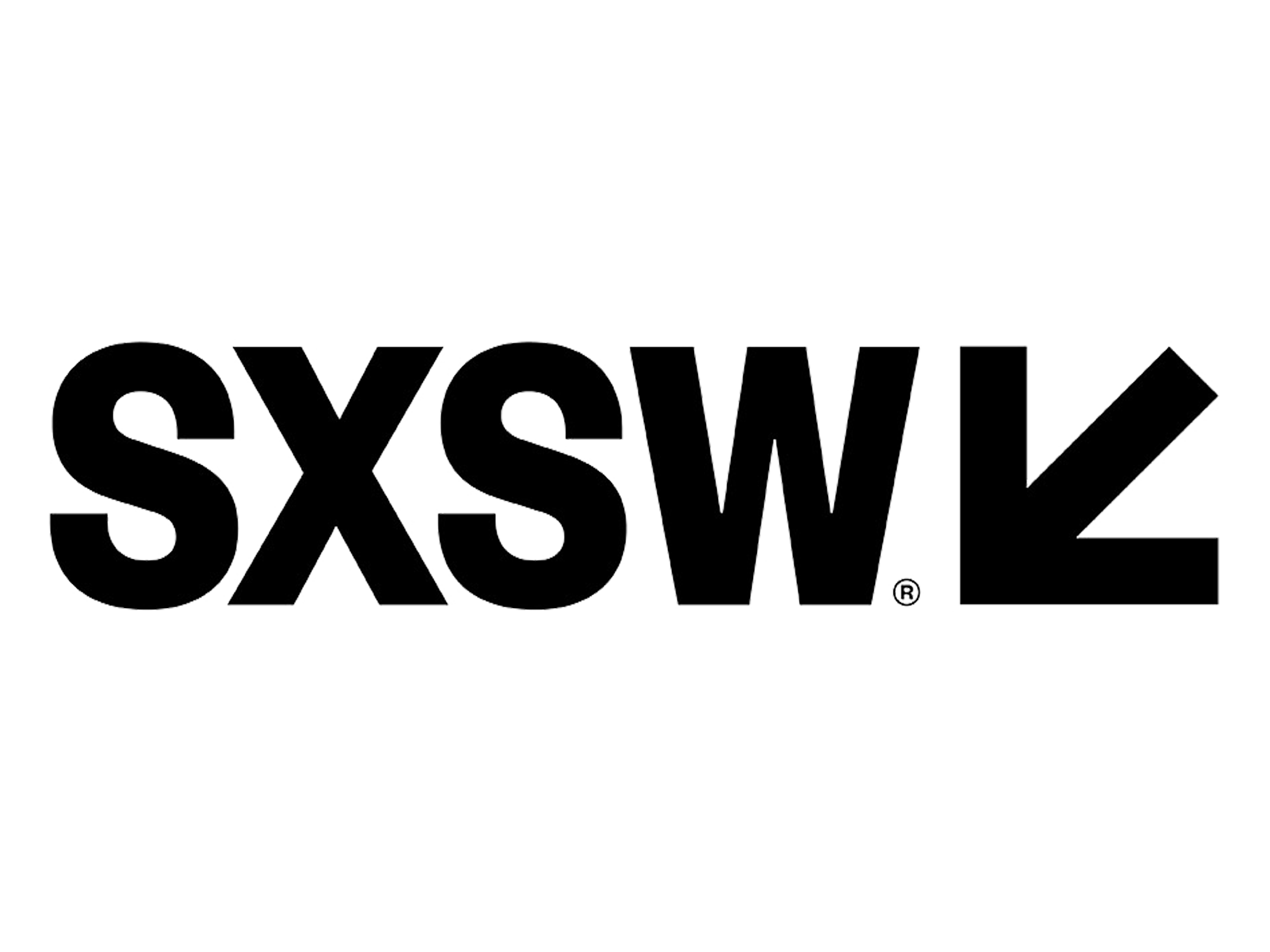 Logo, Speaking Engagement_SXSW_2000w, black_FAV mounted