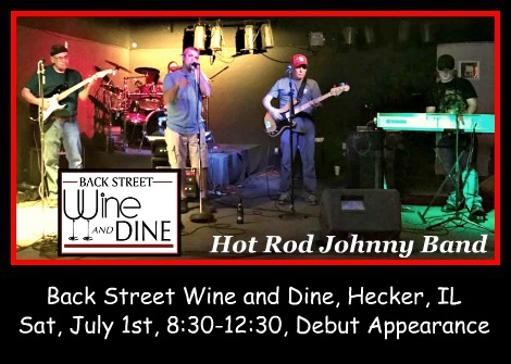 Hot Rod Johnny Band 7-1-17