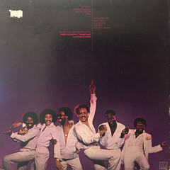 COMMODORES:MIDNIGHT MAGIC(JACKET B)