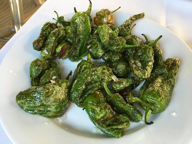 Padron peppers - Bosque Palermo