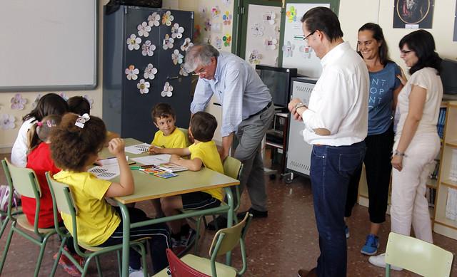 Ajedrez en la Escuela-Illescas