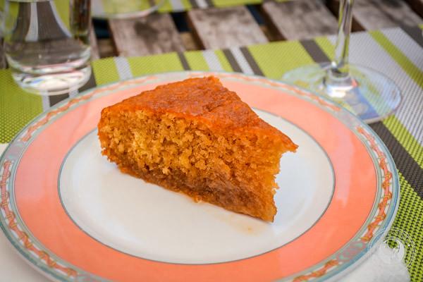 Port cake