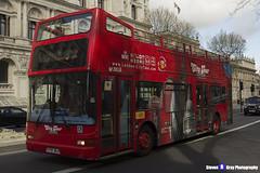 Volvo B7TL Plaxton President - Y179 NLK - City Tour London - London 2017 - Steven Gray - IMG_8591