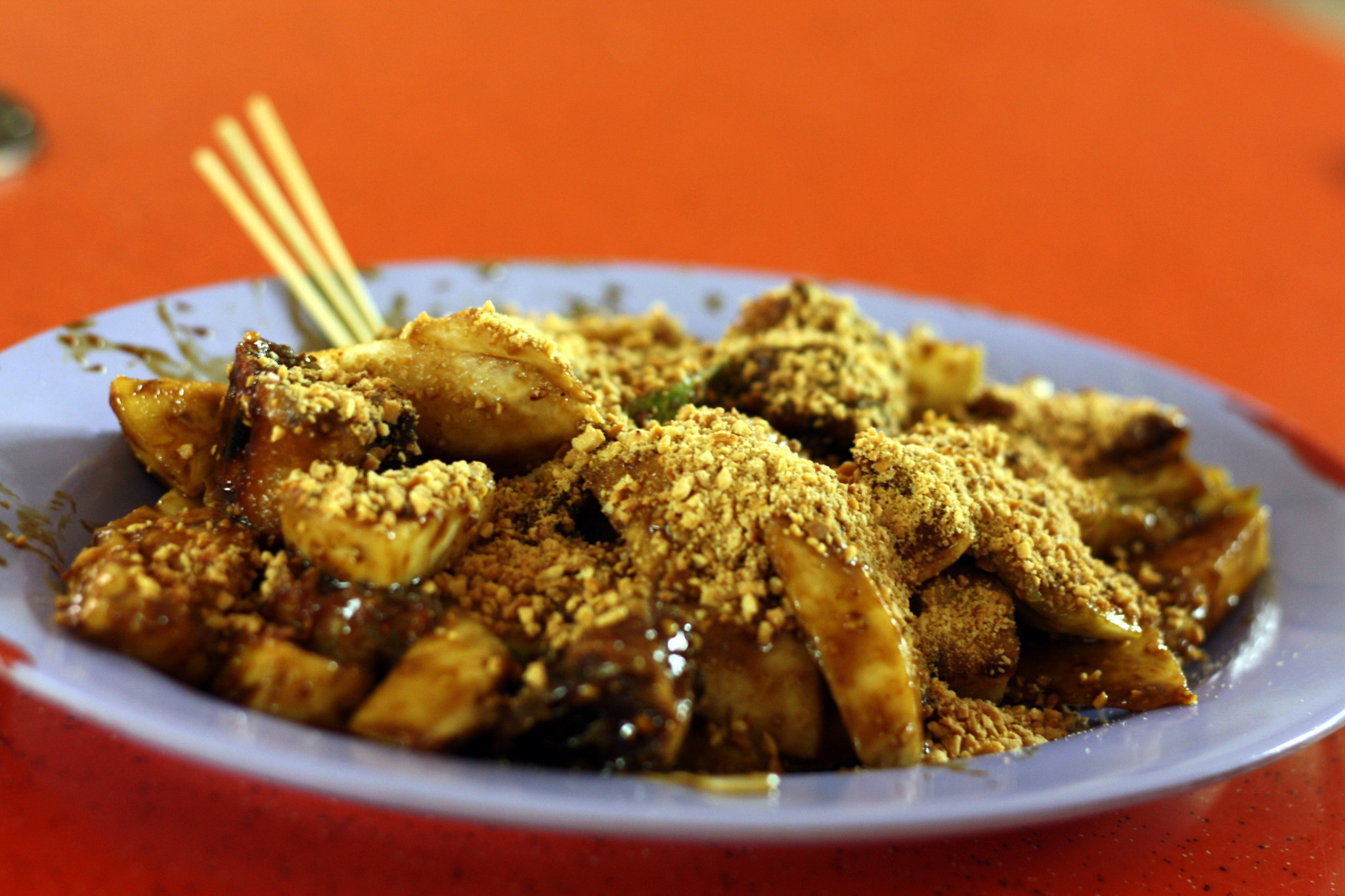 Ultimate Bedok Food Guide: Bedok Ah Wah Rojak