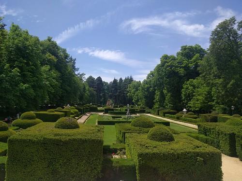 Royal Gardens - La Granja - Segovia, Spain