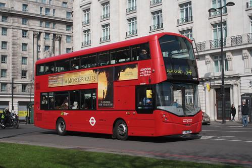 London United VH45189 LJ16EWM