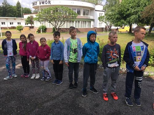 Zielona szkoła III c, III f -Czaplinek - dzień 3