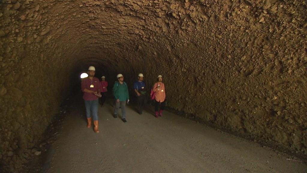 911-2-17 十八羅漢山有礫岩層、砂岩層地質和特殊地形樣貌,林務局有條件開放保護區,作為環境教育場域。