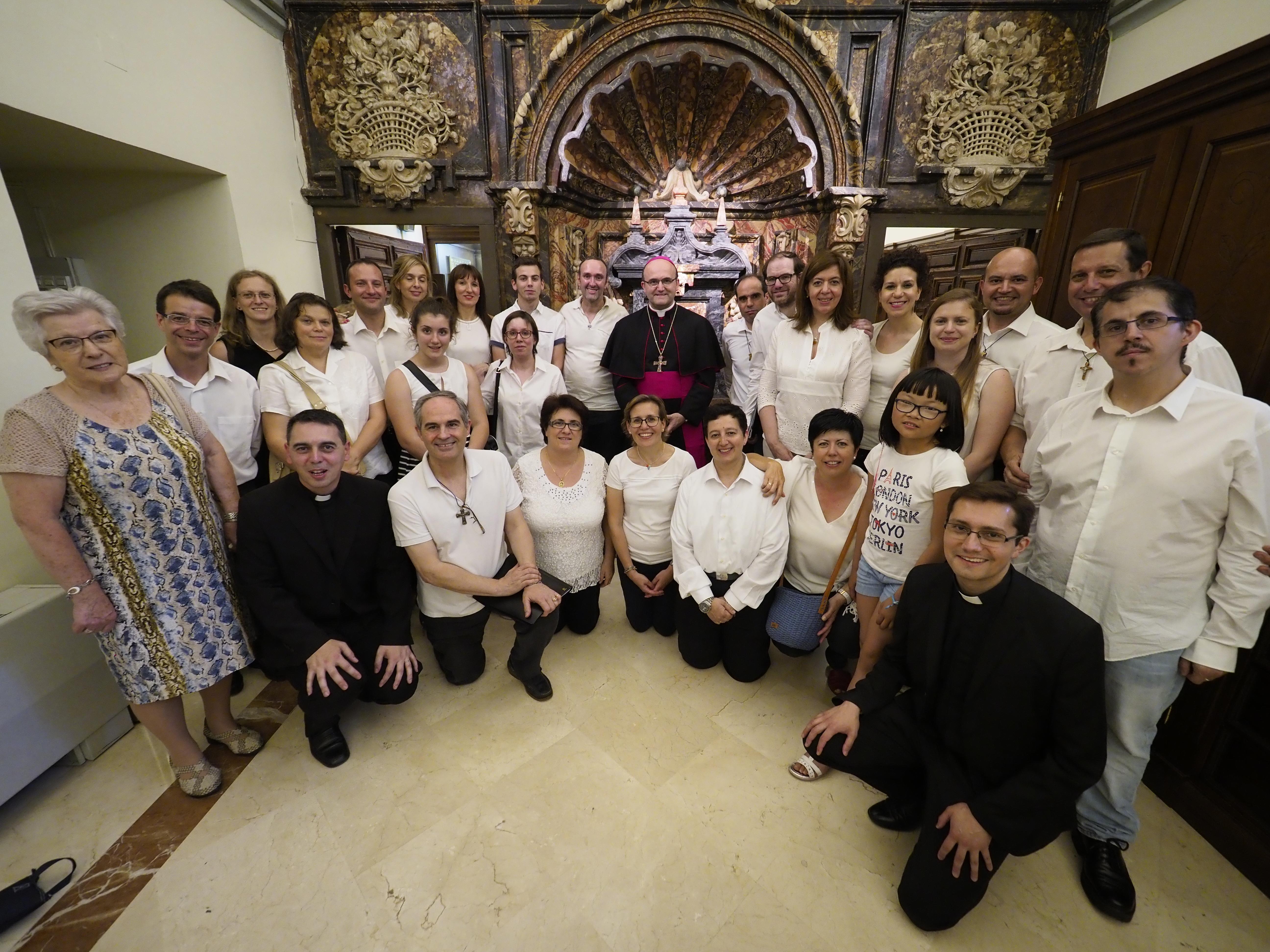 17-6-2017 - Novenario Sagrado Corazón de Jesús _ Día 3 _ José Ignacio Munilla