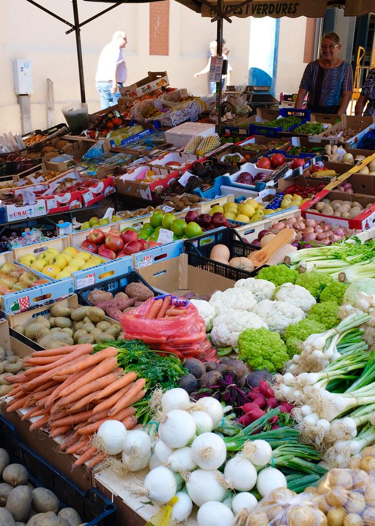 Costa Bravan ruokakulttuuri