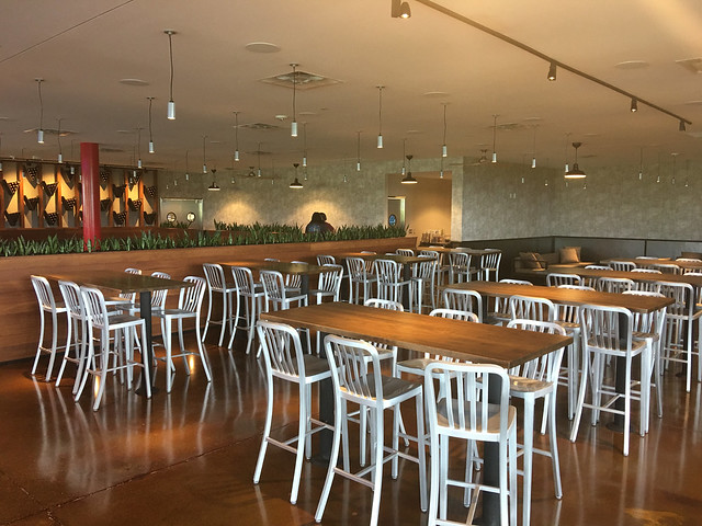 Ballast Point Dining Area