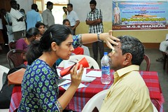 193rd Free Eye Camp at  Kanyakumari​
