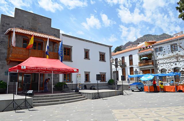 Tunte, Gran Canaria