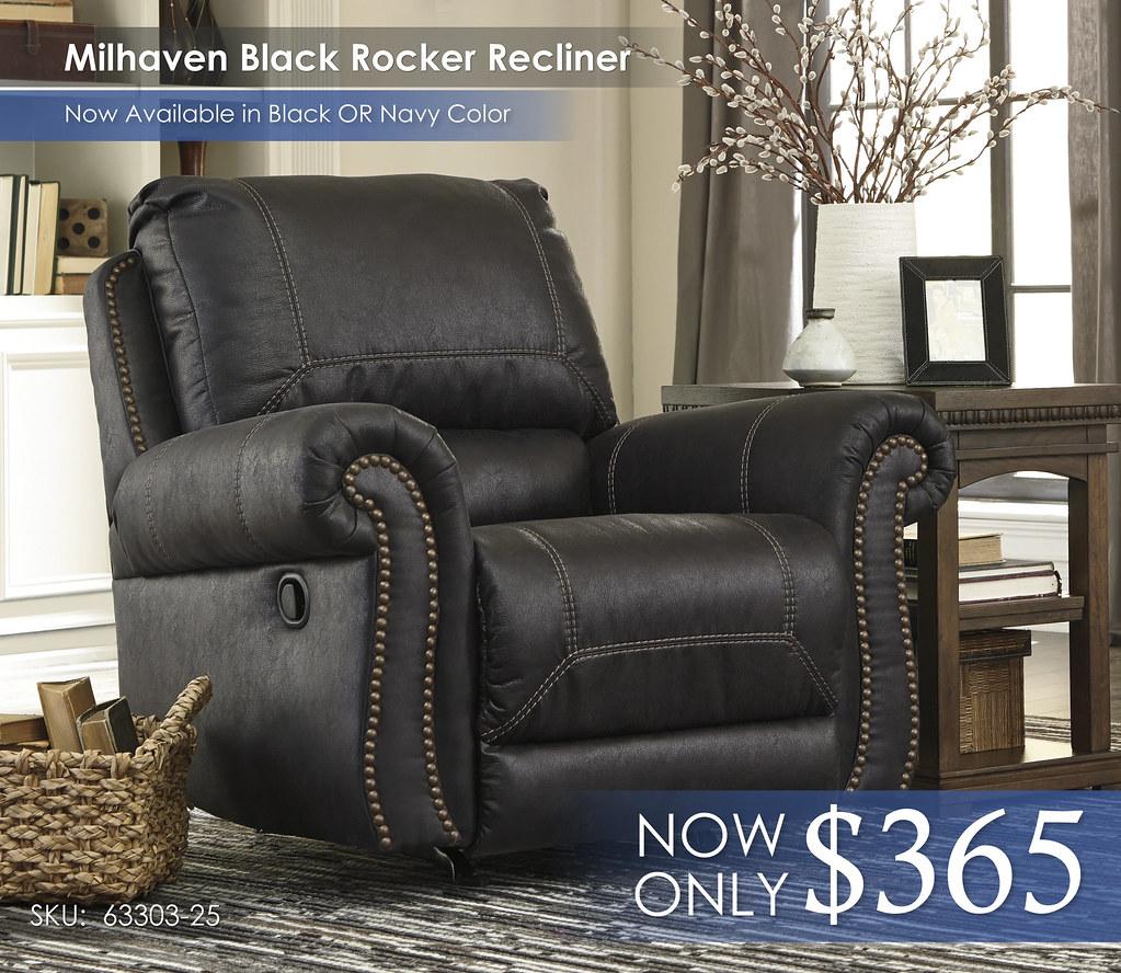 Millhaven Rocker Recliner 63303-25