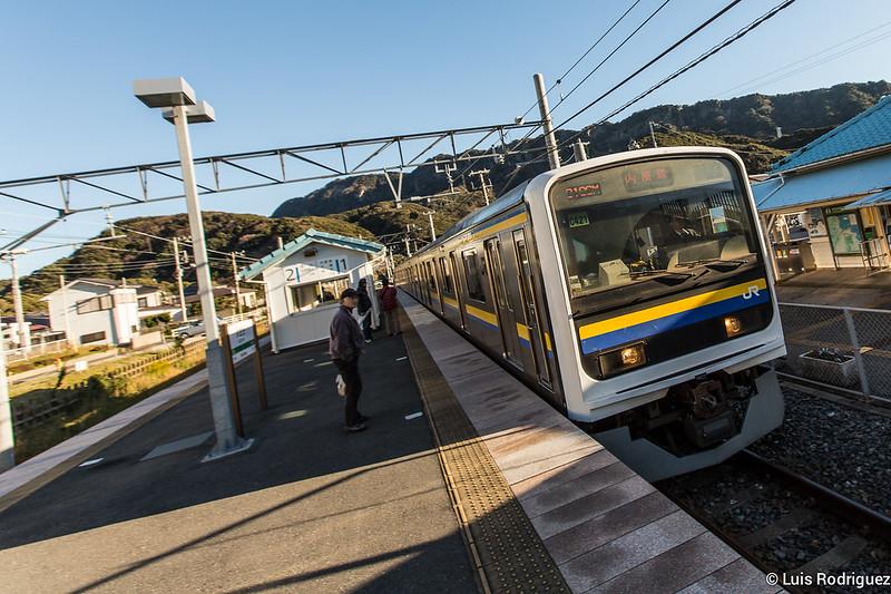 Línea Uchibo de JR