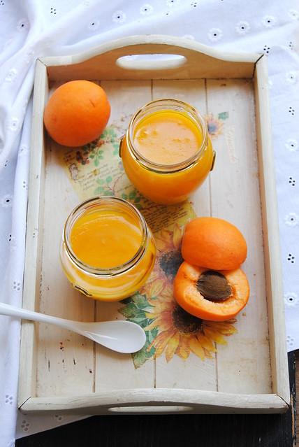 Apricot Lemon Curd