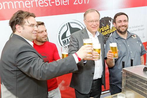 Sommerfest des Landes Niedersachsen 19.6.2017