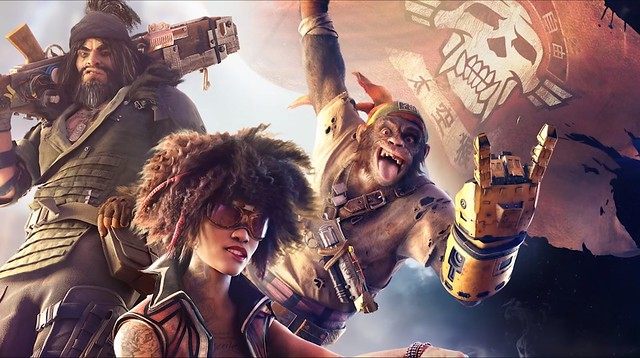 Beyond Good and Evil 2 - 해적단