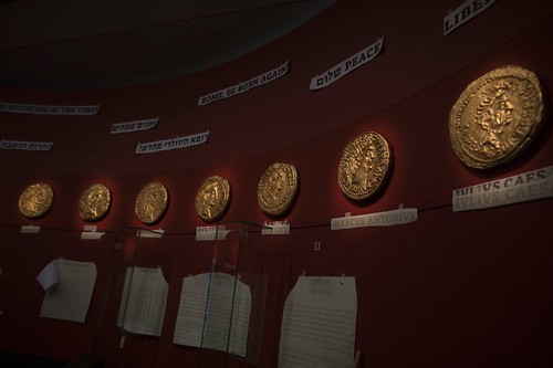 Addr exhibit Roman Gold coinage