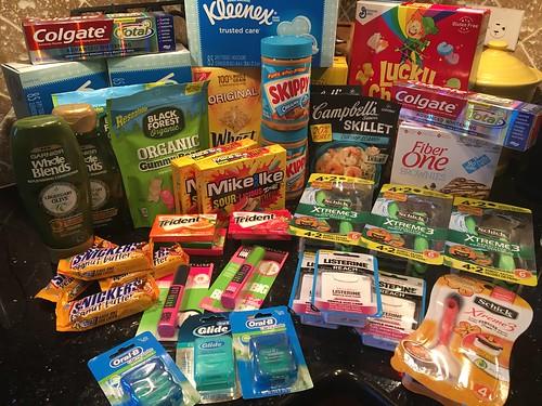 drugstore Shopping June 25