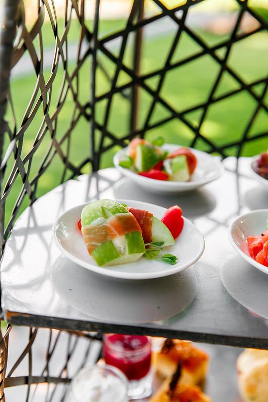 bird cage afternoon tea in Thailand