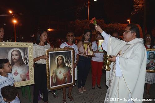 Últimas novenas da Festa do Sagrado Coração de Jesus