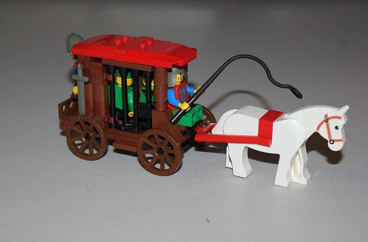 Wagons and Carts Tutorial