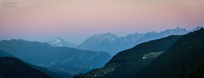 Austria | Oetz Valley Sunrise