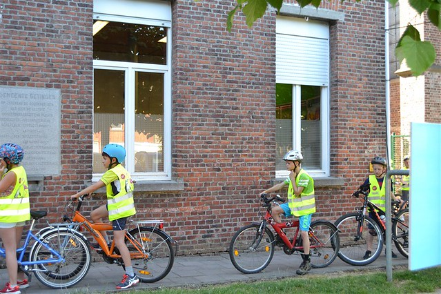 19 juni - Leeruitstap naar Paddenbroek (4de leerjaar)