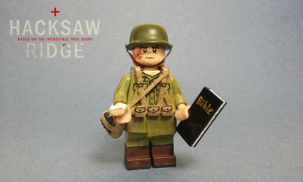 LEGO Hacksaw Ridge: De... Andrew Garfield